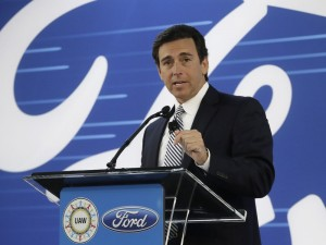 Ford CEO Mark