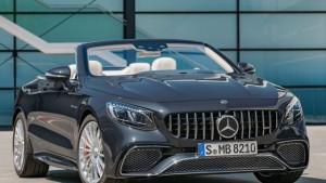 2018 Mercedes-Benz AMG S 65 Cabriolet