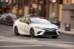 2018 Toyota Camry is fresh and got better