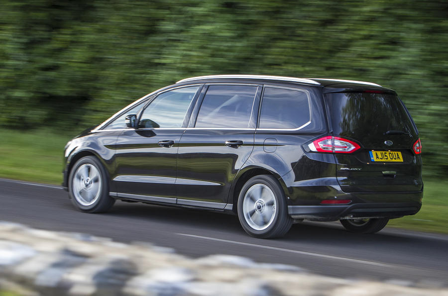 ford galaxy review 2019