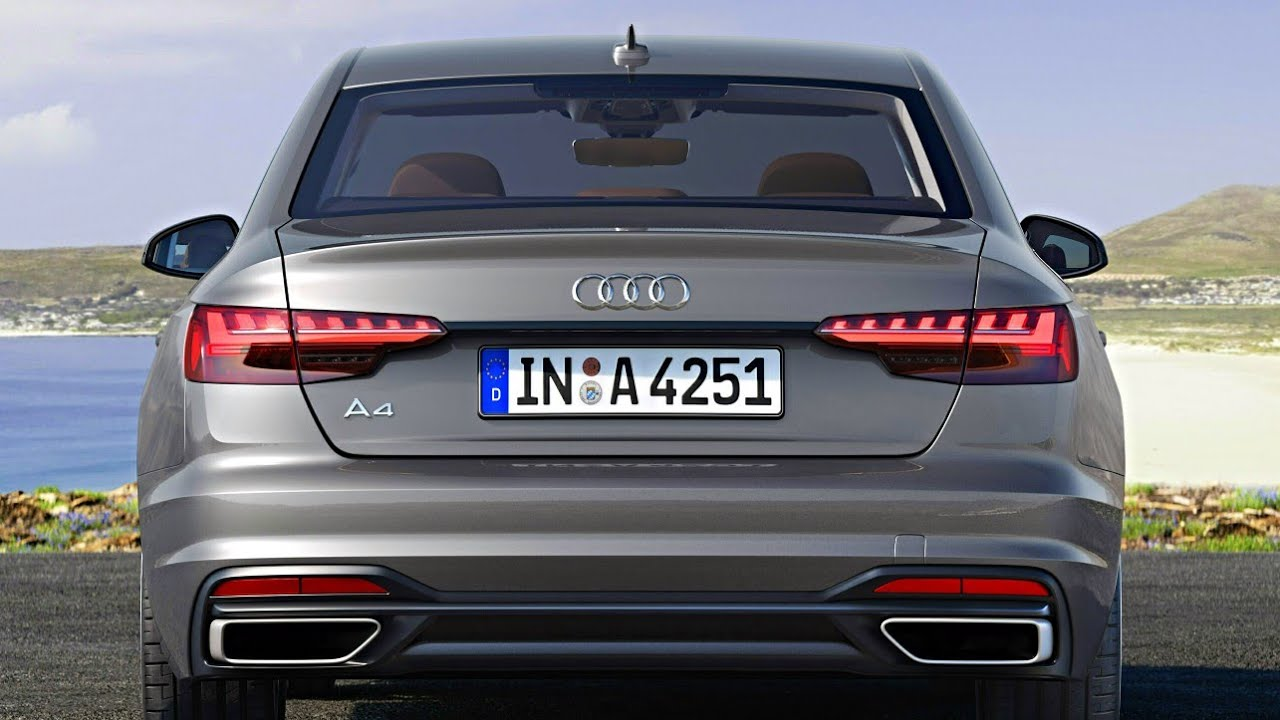 Audi A4 S4 2020 Design Changes Explained Here