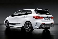 BMW 1 series automatic 2020
