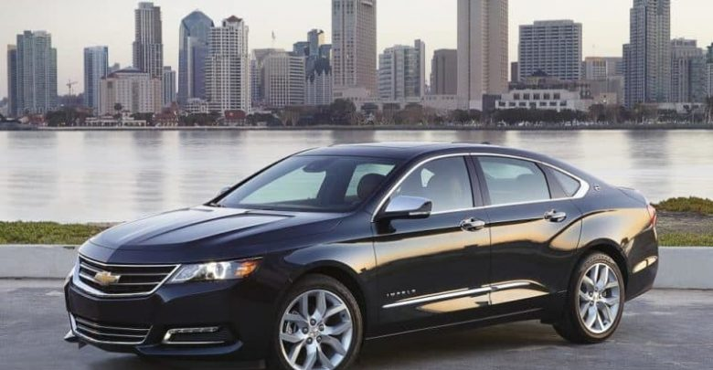 Chevrolet models 2020