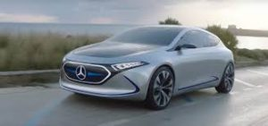 Electric Mercedes Benz