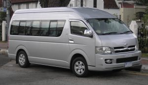 Fifth-generation of Toyota Van