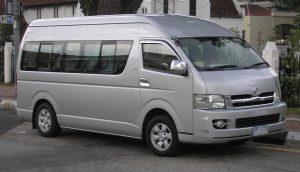 Fifth-generation of Toyota Van