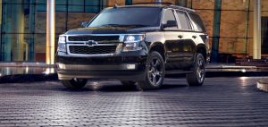First generation of Chevrolet Tahoe