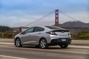 First generation of Chevrolet Volt