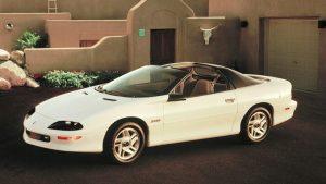 Fourth generation of Chevrolet Camaro