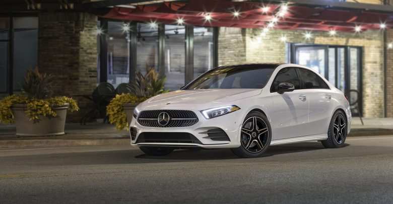 Mercedes Benz 2019