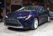 Toyota corolla models 2020
