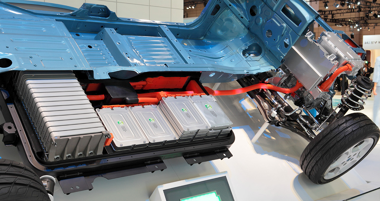 electric cars batteries