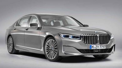 BMW CARS in 2020