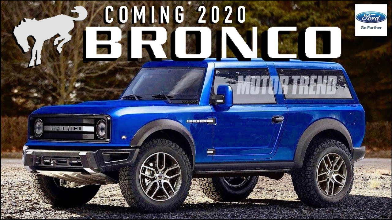 Ford bronco 2020 know more about it   peeker automotive ...