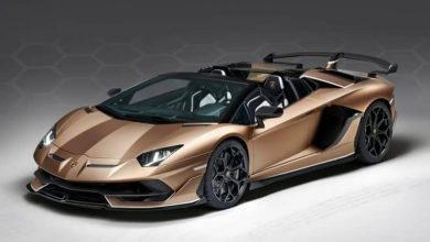 Lamborghini models 2020