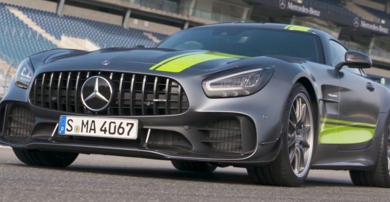 Mercedes Benz models 2020