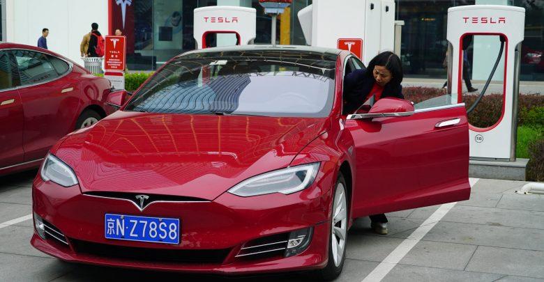 Tesla new battery
