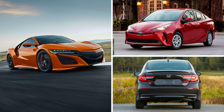 hybrid vehicles