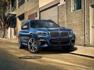 BMW X3 2020 price