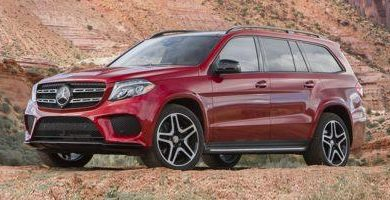 Mercedes Benz GLS