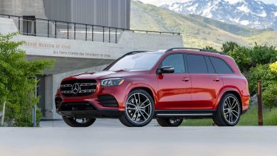 Mercedes Benz GLS 2020