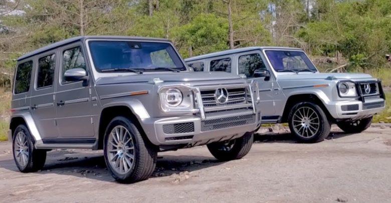 Mercedes G class 2020