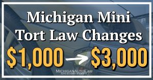 Michigan no-fault insurance