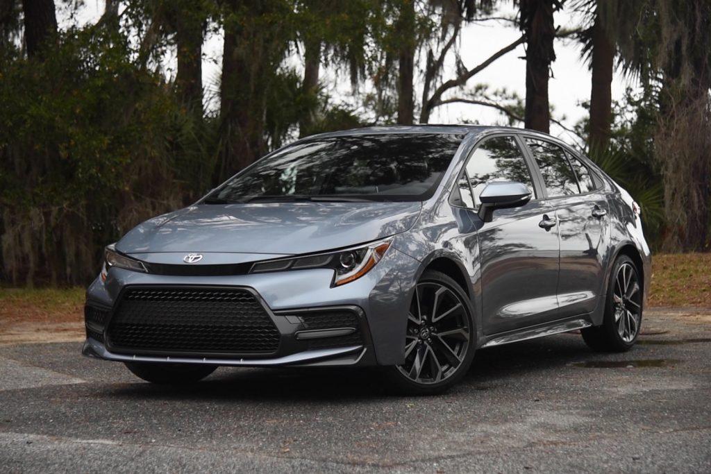 2020 Corolla Review.Toyota Corolla Interior 2020 Review Peeker Automotive