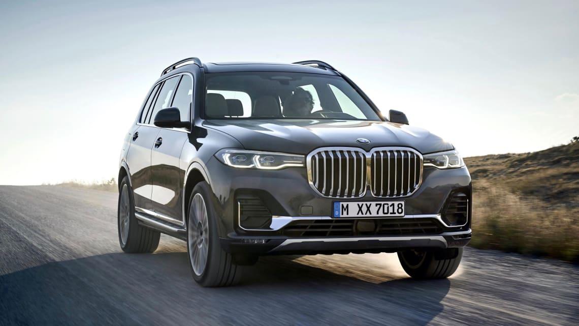 BMW X7 2020 Price