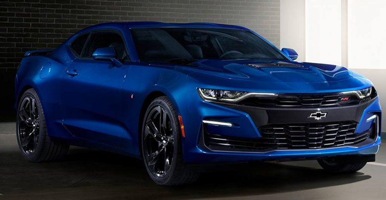 Chevrolet Camaro 2020 review
