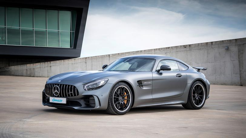 Mercedes Amg GT R Coupe