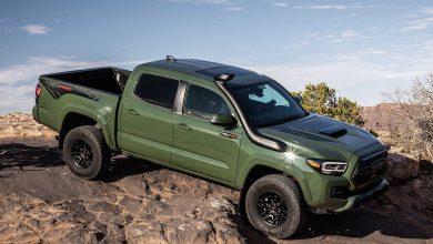 Toyota Tacoma 2020 price