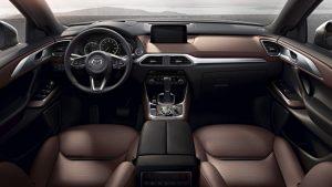 interior and cargo