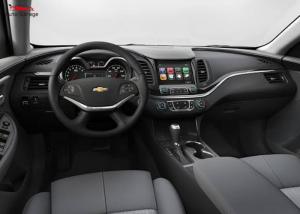 Chevrolet Impala 2019 interior
