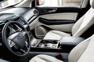 Ford Edge 2020 interior