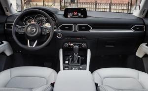 Mazda CX-5 2020 interior