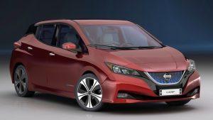 Nissan leaf 2019 models