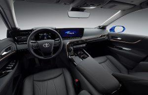 Toyota Mirai 2021 interior