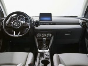 Toyota Yaris Hatchback 2020 interior