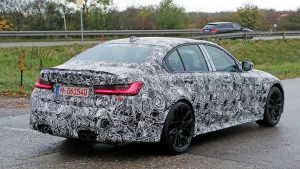 2020 BMW M3 Sedan