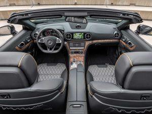 2020-Mercedes-Benz-SL-Interior