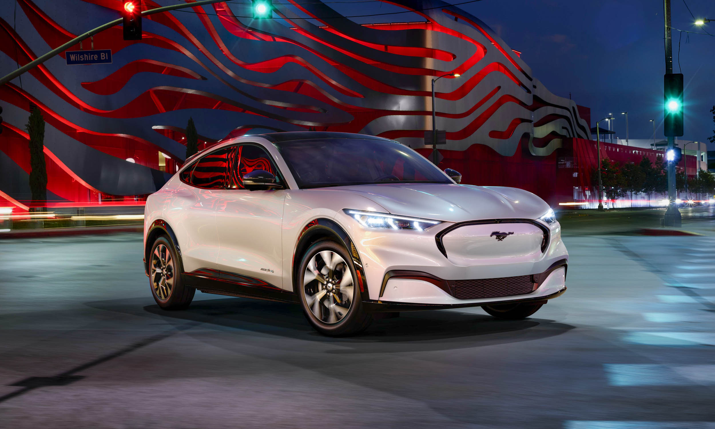 2021 ford mustang mache specifications and prices