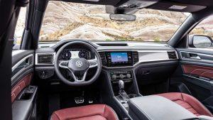 Atlas 2020 interior