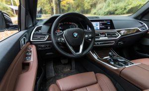 BMW X5 2020.Interior