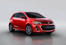 Chevrolet Sonic 2020