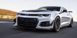 Chevy ZL1 2020