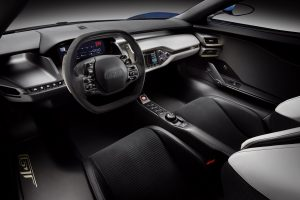 FORD GT 2020 Interior