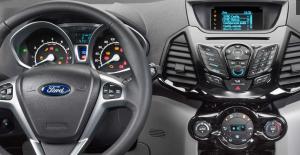 Ford EcoSport 2021.Interior