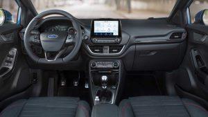 Ford Puma 2020.Interior