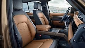 Land Rover Defender 2020 interior